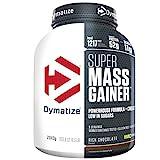 Dymatize Super Mass Gainer Rich Chocolate 2,9kg - Weight-Gainer Pulver + Kohlenhydrate, BCAAs und Casein