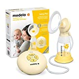 Medela Swing Flex elektrische Milchpumpe, einseitiges Abpumpen, für mehr Milch in weniger Zeit