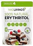 Erythrit 1 kg von NKD Living kalorienfreier Zuckerersatz