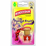 Wunder-Baum 461202/4 Lufterfrischer 4-er Set Duftflakon Forest Fruit