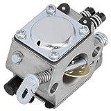 01 Vergaser Passend für STIHL, Vergaser, Hochwertige Aluminiumlegierung Professional Hocheffizient für STIHL MS210 MS230 MS250 Kettensäge