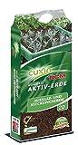 Cuxin Anzuchterde 20 L ● Aussaaterde feine Mischung mit Leichter Startdüngung ● für Gemüse und Kräuter (20 L) +Bodenanalyse-Gutschein