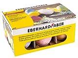 Eberhard Faber 526510 - Straßenmalkreide, in Eierform, 6er Etui