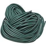 Windhager Kunststoffschnur mitwachsend zur Befestigung von Pflanzen an Rankgittern oder Stäben, grün, 23m, Ø 3mm, 73565