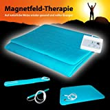 Magnetfeldtherapie System Vital Plus E, Magnetmatte, Komplett Anlage