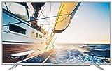 Grundig 32 GFS 6820 80 cm (32 Zoll) LED-Backlight-TV (Full-HD, 1920 x 1080 Pixel, 800 Hz PPR, Triple Tuner (DVB-T2 HD/C/S2), Smart TV), Silber