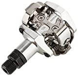 SHIMANO E-PDM505S Pedal, Silber, One Size