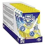 WC Frisch Kraft-Aktiv Lemon, WC-Reiniger und Duftspüler, 10er Pack (10 x 1 Stück)