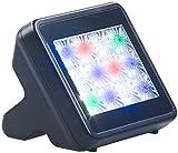 VisorTech TV Simulation: TV-Simulator zur Einbrecher-Abschreckung mit 12 LEDs inkl. Netzteil (TV Atrappe)