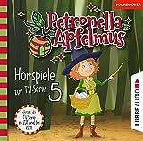 Petronella Apfelmus - Hörspiele zur TV-Serie 5: Was ist nur mit Dornwald los?, Blick in die Zukunft, Hilda in der Falle.