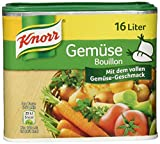 Knorr Gemüse Bouillon Brühe Dose 16 Liter