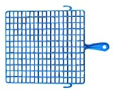 SCHULLER Abstreifgitter aus Kunststoff, 270 x 300 mm, 1 Stück, 40430