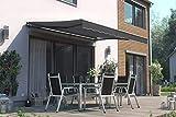 empasa Elektrische Gelenkarmmarkise 'Start Plus' Markise Sonnenmarkise Sonnenschutz, Verschiedene Größen und Farben