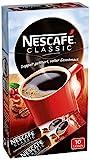 NESCAFÉ Classic, erlesener Instant-Bohnenkaffee, lösliche Kaffee-Sticks, koffeinhaltig, vollmundig & aromatisch (10 x 2 g )