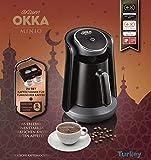 Arzum Okka MINIO Türkischer Kaffee Machine mit Mokkatassen und Kaffee AKTIONSPAKET