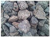 Der Naturstein Garten 10 kg Grill Lava Steine 16-32 mm - Gasgrill Elektrogrill BBQ Lavastein - Lieferung KOSTENLOS