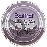 Bama Schuhcreme, Pflegecreme im Glastiegel für Glattleder, optimale Pflege für Lederschuhe, Camel, 50 ml