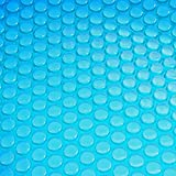 Mendler Pool-Abdeckung Wärmeplane Abdeckplane Solarplane Solarabdeckung, Stärke: 400 µm - rechteckig 8x4m blau