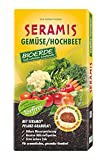 SERAMIS Gemüse- Hochbeet Bioerde ohne Torf 40 l