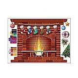 Hlyp Sankt-Aufkleber, Dekoration-Aufkleber, Geburtstags-Party-Weihnachtsdekor, Tagebuch Stationery Sticker