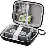 Tasche fur Extrem leistungsstarkes Taschenmikroskop Carson 60-120x MicroBrite Plus mit LED-Beleuchtung