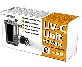 Velda 126577 Ersatz-UV-C Einheit für Elektronische Entferner gegen Grünalgen im Teich, UV-C Unit 55 Watt