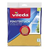 Vileda Fenstertuch für die streifenfreie Fensterreinigung, 1er Pack