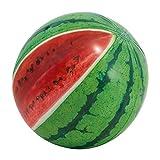 INTEX 58075NP Aufblasbarer Ball, Design: Wassermelone