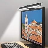 Monitor Lampe usb Led Monitor Beleuchtung Monitor Licht Schreibtischlampe USB Bildschirmlampe mit stufenloser einstellbaren Helligkeit