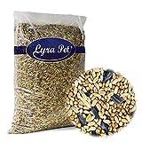 Lyra Pet® Streufutter 25 kg Vogelfutter 25000 g Wildvogelfutter Vögel Premium Mischung