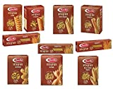 TESTPAKET Pasta Barilla integrali Vollkorn italienisch Nudeln ( 10 x 500g )