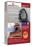 Französisch Sprachkurs: Fließend Französisch lernen. Lernsoftware-Komplettpaket
