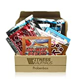 Protein Supplement Sample Box - 20 Proben diverser Hersteller.