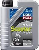 LIQUI MOLY 1619 Motorbike 2T Basic Scooter Street 1 l