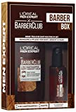 L'Oréal Men Expert Barber Club Bart Box Waschgel und Bartöl Geschenkset