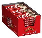 Nestlé KitKat Schokoriegel Milchschokolade, 24er Pack (24 x 41,5g)