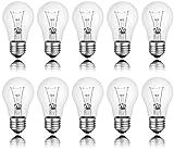 10 x Glühbirne 60W E27 klar Glühlampe 60 Watt Glühbirnen Glühlampen