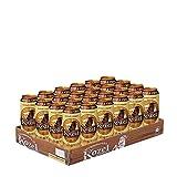 Kozel Velkopopovicky Helles Fassbier Palette 24 x 0,5 Liter Dosenbier/Premium Fassbier Tschechien