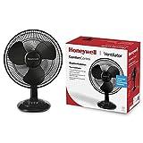 Honeywell ComfortControl Oszillierender Tischventilator HTF1220BE