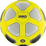 JAKO Herren Ball Indoor Classico 3.0, gelb/schwarz/grau, 5