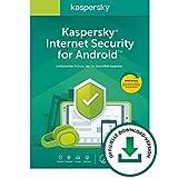 Kaspersky Internet Security für Android 2020 Standard   1 Gerät   1 Jahr   Android   Aktivierungscode per Email