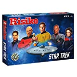 Winning Moves Risiko Star Trek Strategie Spiel Gesellschaftsspiel Brettspiel deutsch