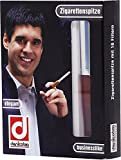 Denicotea Zigarettenspitze kurz mit 10 Filtern