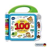 VTech Mein 100-Woerter-Buch Babybücher, bunt