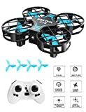 LENDGO Mini Drone for Kinders Anfänger,Flight Nano Drones for Children ,Remote Control Drone for Kids,Headless Mode,Altitude Hold,3D Flips,One Key Return and Speed Adjustment