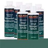 6 tlg. Set Blue Magic 4 Konditionierer/2 Reiniger, Wasserbett, Conditioner