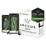 Arccos 360 Golf Performance Tracking System + GPS Rangefinder