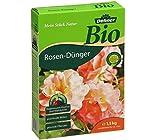 Dehner Bio Rosen-Dünger, 1.5 kg, für ca. 12 qm