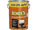 Bondex Holzlasur für Außen Kiefer 4,80 l - 329662