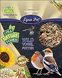 Lyra Pet® 25 kg Fettfutter 25000 g Vogelfutter Amseln Beste Zutaten Wildvögel